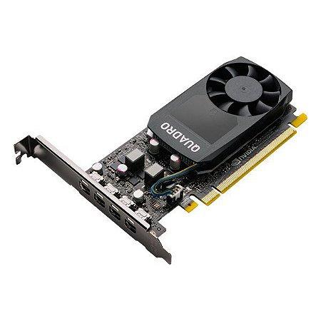 Placa de vídeo PCI-E PNY nVIDIA Quadro P620 2 Gb GDDR5 128 Bits (VCQP620V2-PB)