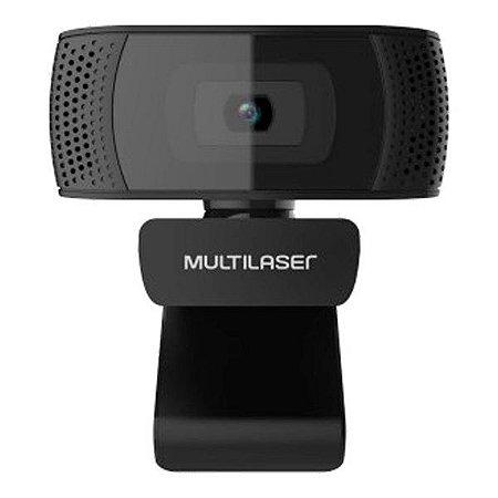 Webcam Full HD 1080p Multilaser WC050