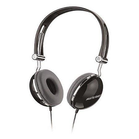 Fones de ouvido Multilaser Superbass PH053