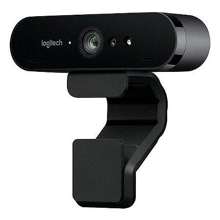Webcam 4K 2160p Logitech Ultra HD 4K Pro (960-001105)