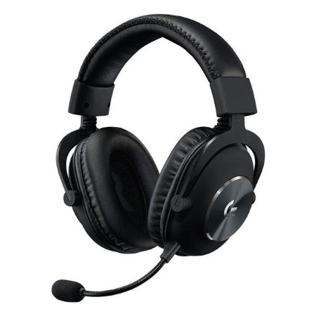 Headset gamer 7.1 canais Logitech Surround Pro X (981-000817)