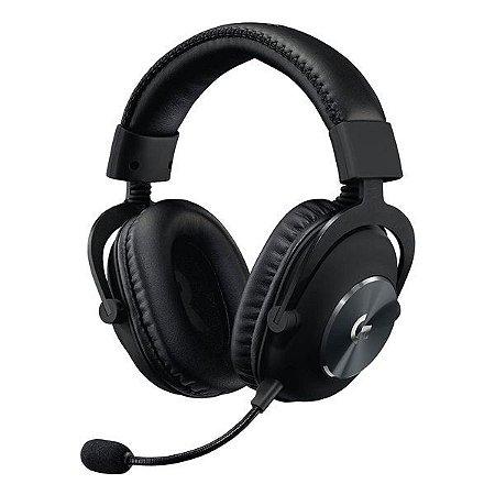 Headset gamer Logitech Pro Stereo (981-000811)