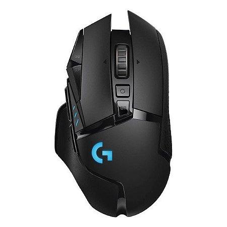 Mouse gamer wireless Logitech Lightspeed G502 (910-005566)