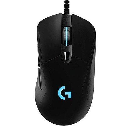 Mouse gamer USB Logitech Hero G403 (910-005631)