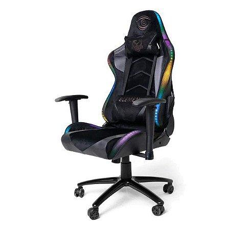 Cadeira gamer Elements Lux RGB Nemesis (63944)