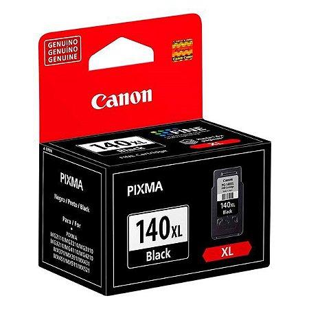 Cartucho de tinta Canon PG-140XL