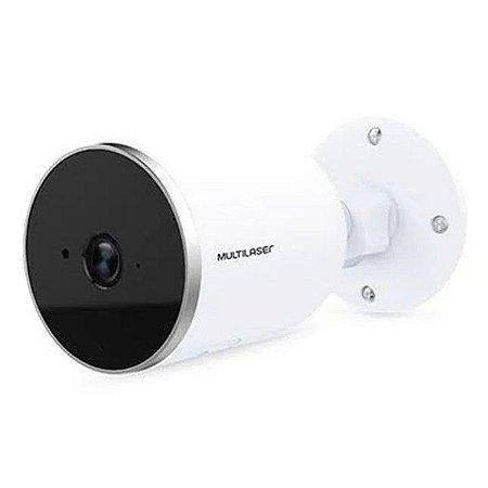 Câmera de segurança inteligente wireless Full HD Multilaser Liv SE222
