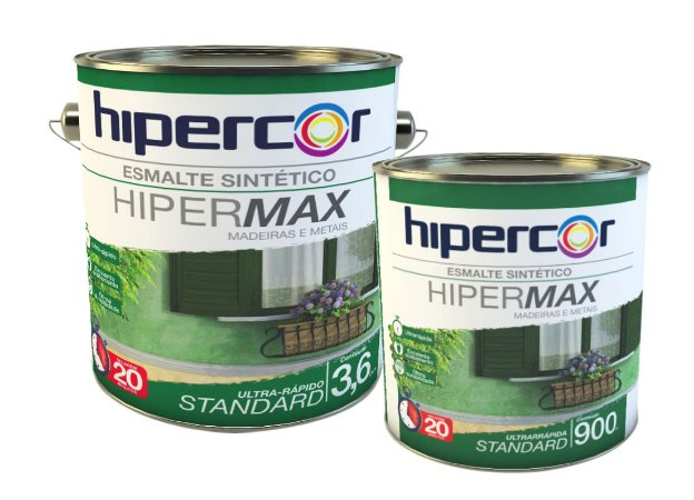 Tinta Esmalte Sintético Hipermax