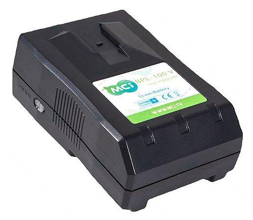 Bateria Broadcast BPL - 100V