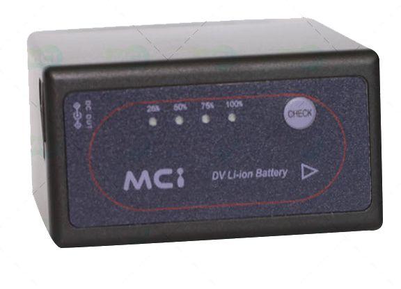 Bateria de LI-ION S-8BG6/DV-VBG6