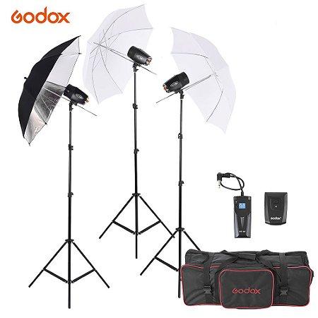 Kit Estúdio Godox M180-A