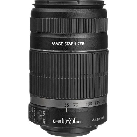 Canon EF-S 55-250mm f / 4-5.6 IS II