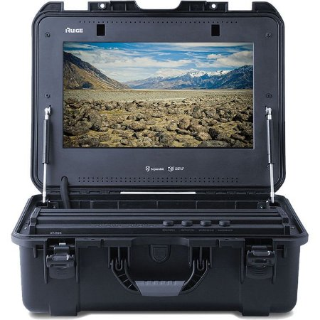 "Ruige TL2000HD-CO 20 ""Monitor com case de transporte"