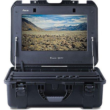 "Ruige TL2000HD-CO 20 ""Monitor com case de transporte"