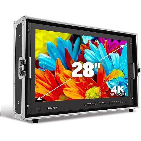 Lilliput BM280-4K - Monitor 4K (Montagem em V)