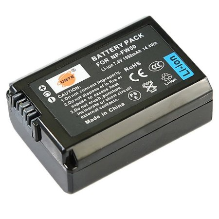 Bateria de Li-ION DSTE NP-FW50