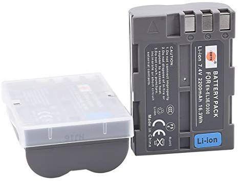 Bateria para Nikon DSTE EN-EL3e