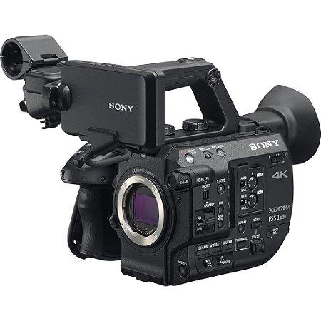 Filmadora Sony PXW-FS5M2 4K XDCAM Super 35mm