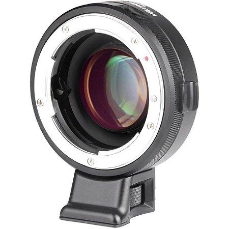 Adaptador de montagem de lente Viltrox NF-E para Nikon F-Mount, lente tipo G