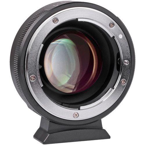 Viltrox Adaptador NF-M43X para Nikon F-Mount, lente tipo D ou G