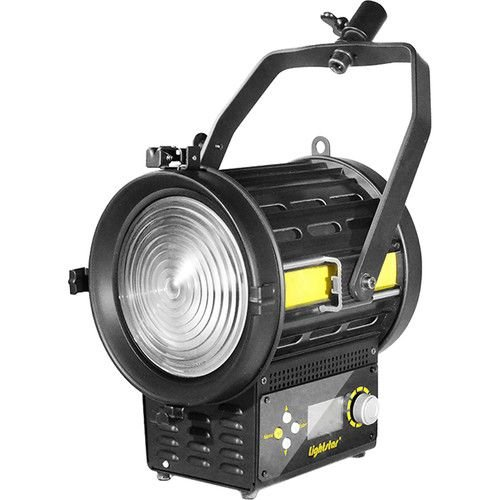 LED Fresnel 180-Watt Daylight ikan Lightstar