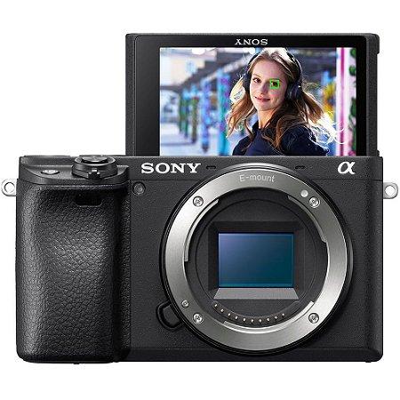 Câmera digital Sony Alpha a6400 sem espelho (somente corpo)