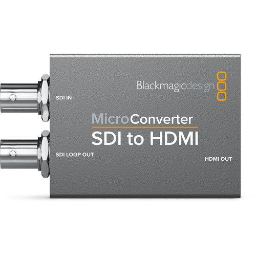 Micro Converter SDI para HDMI