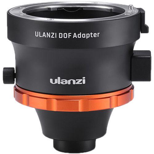 Adaptador DOF para Smartphones  E-Mount ULANZI