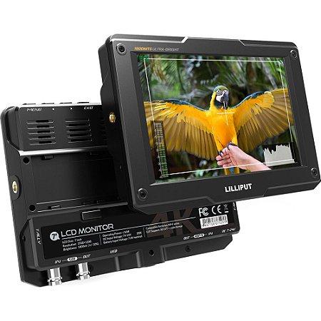 """Monitor Lilliput H7S 7 """"4K HDMI / 3G-SDI"""