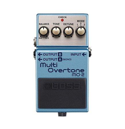 Pedal Boss para Guitarra MO-2 Multi Overtone