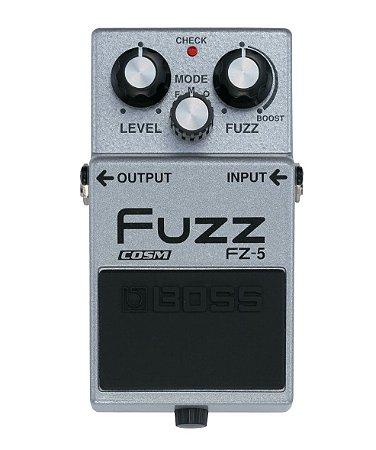 Pedal Boss para Guitarra FZ-5 Fuzz