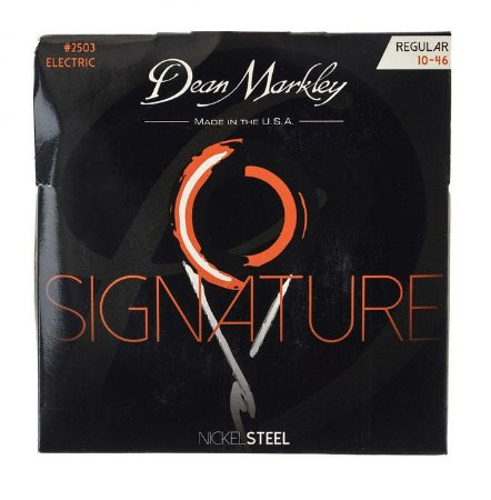 Encord.Dean Markley Signature Guitarra 010-046 2503