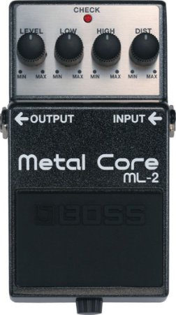 Pedal de Efeito Guitarra Boss ML-2