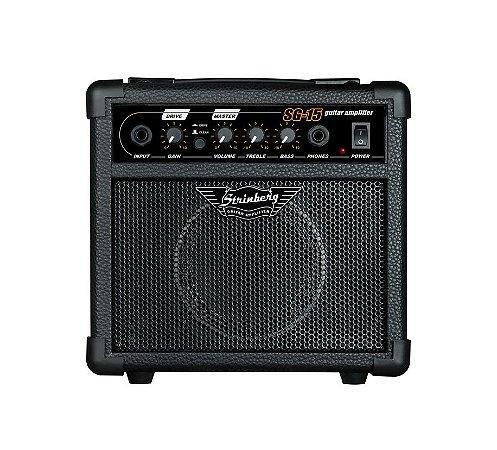 Amplificador Strinberg para Guitarra SG15 BK