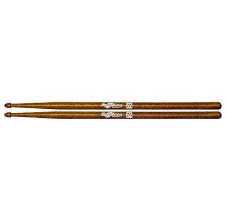 Baqueta Spanking 7A Linha Jatoba Balanced Pta Classica 4137