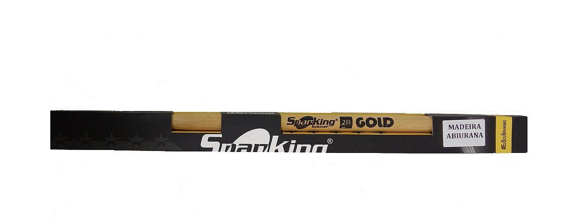 Baqueta Spanking 2B Linha Gold Balanced Mad. Natural Abil