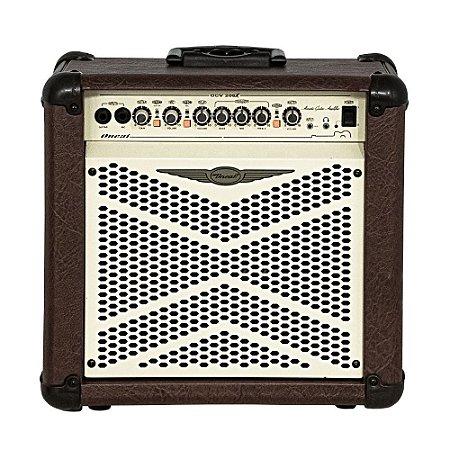Amplificador (cubo) Oneal Violão OCV 208 ALTO FALANTE 8