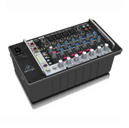 Mixer Amplificado de 8 Canais Behringer PMP500MP3