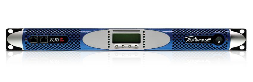 Amplificador Digital Powersoft  K10+DSP - 6000 Watts