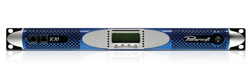 Amplificador Digital Powersoft K10 - 6000 Watts