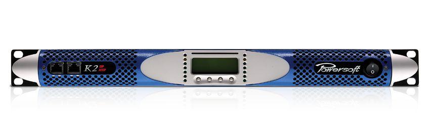 Amplificador Digital Powersoft K2+DSP -  2400 Watts