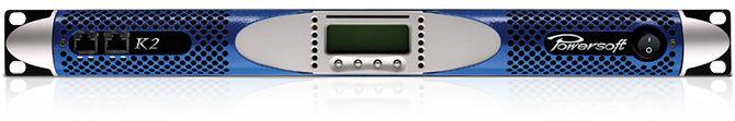 Amplificador Digital Powersoft K2 - 2400 Watts