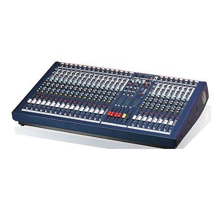 Mesa de Som Soundcraft 24 Canais LX1024CH