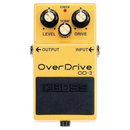 PEDAL BOSS GUITARRA OD-3