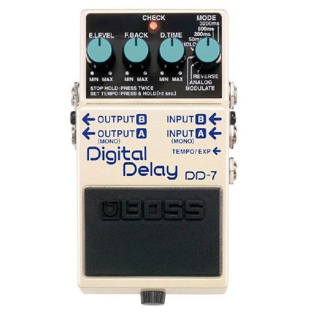 PEDAL BOSS GUITARRA DD-7
