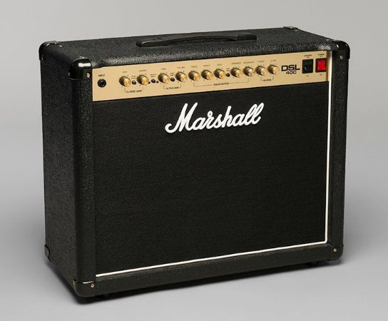 CUBO MARSHALL DSL40CR-B