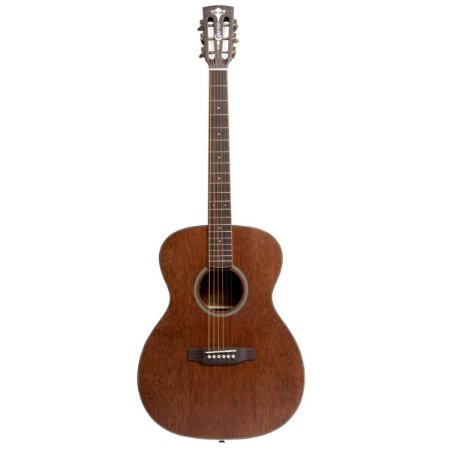 VIOLAO CRAFTER ORCHESTRA T/SOLID SPRUCE B/S MOGNO EQ S-1 SATIN BAG MIND PRESTIGE ALPINE/N CRAFTER