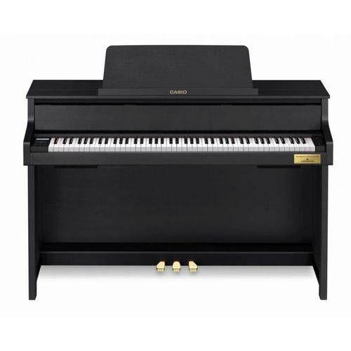 PIANO CASIO CELVIANO DIGITAL PRETO MODELO GP-300BKC2-BR