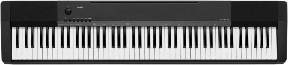 PIANO CASIO STAGE DIGITAL PRETO MARC CDP-235RBKC2-BR