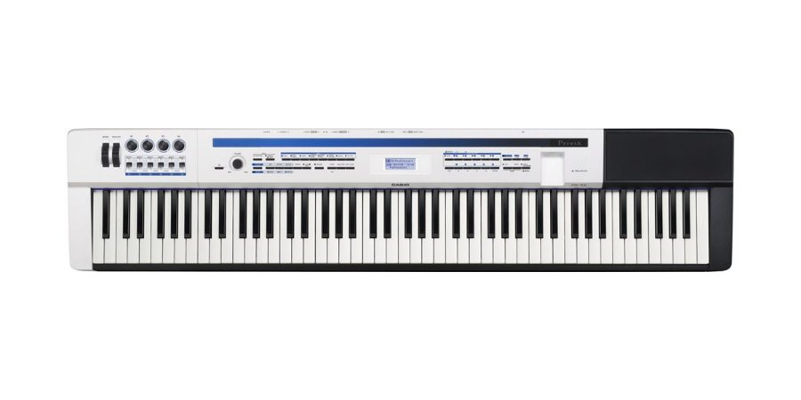 PIANO CASIO PRIVIA DIGITAL BRANCO MA PX-5SWEC2-BR